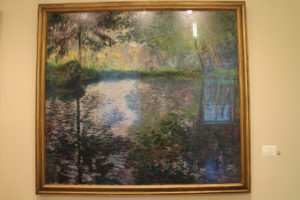 Claude Monet: Breh v Montgerone