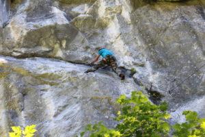 Grosalber Klettersteig