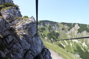 Ďalší lanový mostík