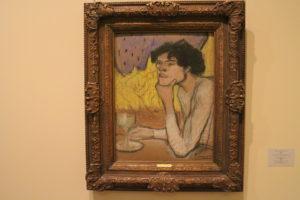 Pablo Picasso: Absint