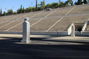 Panatenaický štadión alebo štadión Kallimarmaro