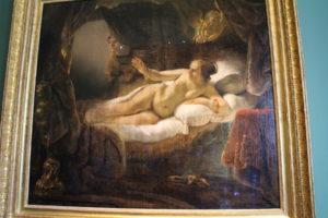 Rembrandt van Rijn: Danae