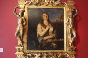 Tiziano Vecellio: Kajúcna Mária Magdaléna