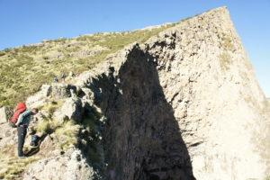Stúpame na Inatye (4 070 m.n.m.)