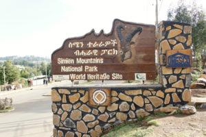 Simienske hory sú na zozname UNESCO