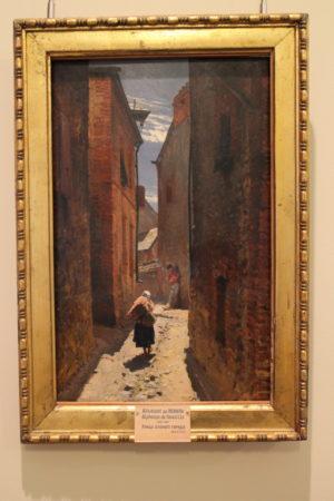 Alphonse-Marie de Neuville: Ulica v starom meste