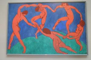 Henri Matisse: Tanec