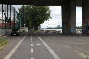 Pod mostom Lafranconi