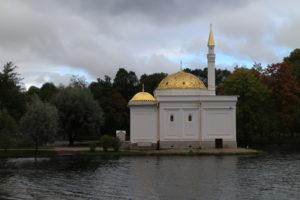 pavilón Turecký kúpeľ
