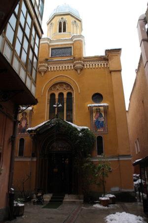 Biserica Sfânta Adormire a Maicii Domnului