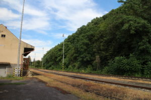 Hontianskotesárska železničná stanica