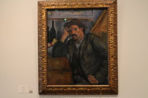 Paul Cézanne: Fajčiar